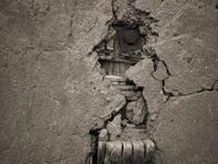 土壁 - 旅する       memephoto