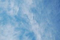 雲も少しずつ表情を変える(巻雲) - いま、そこにある雲