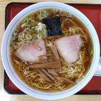 中華そば大盛りは東京庵で - 「 ボ ♪ ボ ♪ 僕らは釣れない中年団 ♪ 」Ver.1