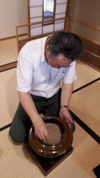 朝鮮風炉表千家流 - 懐石椿亭(富山市)公式blog