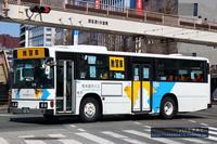 (2020.3) 熊本都市バス・熊本22か2876 - バスを求めて…