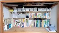押し入れを、クローゼット・本棚に - 質素で素敵なマンションライフ  日本文化を満喫しつつ生涯働くことを目指しています。