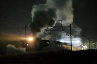 夜の撮影-夜汽車編 - 蒸気屋が贈る日々の写真-exciteVer
