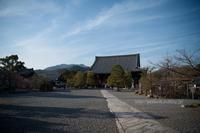 嵐山さんぽ - オット、カメラ(と自転車)に夢中
