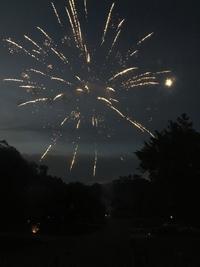 例年よりも大盛況、ストリート花火🧨 - ののち幾星霜