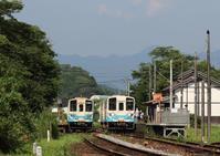 土讃線日下駅・リベンジ完了 - 南風・しまんと・剣山 ちょこっと・・・
