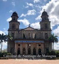 マナグアのふたつのカテドラル@ニカラグア - FK's Blog