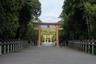 橿原神宮 - Photo Terrace