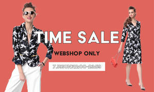 【WEBSHOP限定】12時間限りのTIME SALE ? FLYING NOW - REGINA ROMANTICO Official Blog