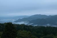 秩父美の山公園の雲海その1 - 日本あちこち撮り歩記