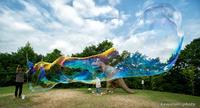 巨大なシャボン玉 - kawanori-photo