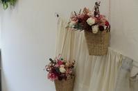 6月マンスリーレッスンレポ - mille fleur の花とおやつ