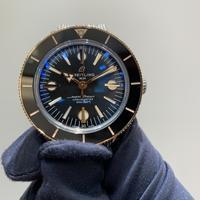 2020年新作 スーパーオーシャンヘリテージ '57 カプセルコレクション - 熊本 時計の大橋 オフィシャルブログ