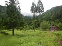旧徳山、門入を訪ねる - 山にでかける日