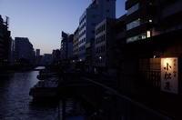 Tokyo Snap 70柳橋 - 花は桜木、