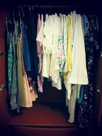 タンスの中の服の収納 - 昭和の家+庭とお片付け