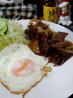那覇・前島 「まえじま食堂」 ご飯がすすむ!やきにく定食 - 美酒佳肴