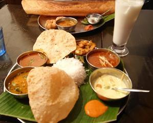 南インド料理専門店 ダバインディア - でろん子の転勤妻日記