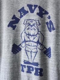 TPR SPORTS NAVY'S プリントTee - 【Tapir Diary】神戸のセレクトショップ『タピア』のブログです
