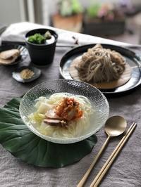 水キムチの季節です冷麺も美味しいよ - 今日も食べようキムチっ子クラブ (料理研究家 結城奈佳の韓国料理教室)