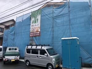 大和市高座渋谷の家★現場リポート - 只今建築中!クボタ住建の現場だより