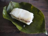 鯛の柿の葉寿司 - sobu 2