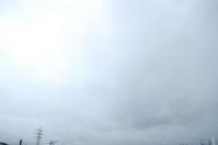 その晴れ間に油断しないで(積乱雲) - いま、そこにある雲