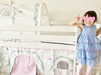 娘のロフトベッドを組み立てました☆ - ドイツより、素敵なものに囲まれて②
