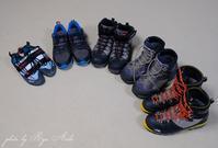 山靴いろいろ - Ryu Aida's Photo
