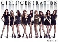 Girls' Generation  /  Genie - 裏LUZ