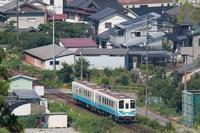土讃線日下駅 723D・726D(2) - 南風・しまんと・剣山 ちょこっと・・・