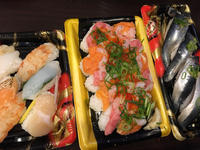 塩で食べるにぎり寿司 - 桃的美しき日々 [在中国無錫]