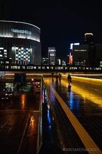 夜を彩る雨 - GOOD LUCK!