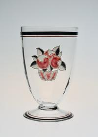 French Art Deco Enamel Goblet - GALLERY GRACE ギャラリーグレース BLOG