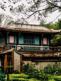 14度目の台湾。林本源園邸には十二分な魅力がある。 - 台湾に行かなければ。