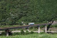 予土線下り普通列車4825D(土佐大正駅-土佐昭和駅間) - 南風・しまんと・剣山 ちょこっと・・・