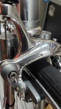 デュラエースBR-7403のクイックリリース固定ボルト - JBL4344とプラスα