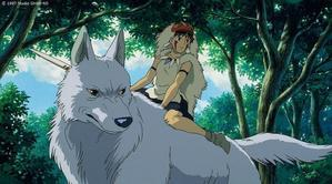 [日々雑感]7月8日 MOVIXさいたまで『もののけ姫』を20数年振りにスクリーンで見る+私の好きな『アバター』『キングダム・オブ・ヘブン』との重なりなど - Suzuki-Riの道楽