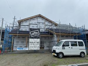 「カリフォルニアスタイルの家」@中能登 - 株式会社 あらき工務店 / 一級建築士事務所 あらき工務店 @ARAKI Building Contractor's Office
