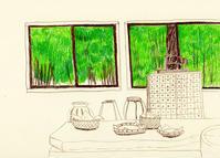 窓から見える景色 - yukaiの暮らしを愉しむヒント