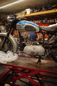 火曜日の授業風景~コロナ禍での災害って~ - Vintage motorcycle study