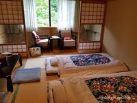 ◆ 北海道爆走 3,000km、その2「四季かおる宿 世寿美屋」へ、客室編(2020年7月) - 空とグルメと温泉と