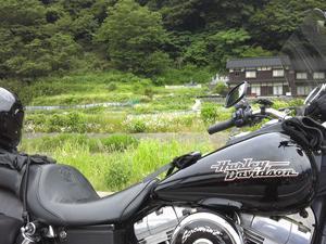 強雨 ~ 晴れ ~ 雨 - バイク日記