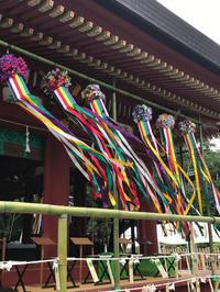 7月7日の鎌倉鶴岡八幡宮 - piecing・針仕事と庭仕事の日々