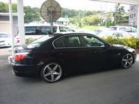 BMW525エンジンチェックランプ点灯整備(エアマスメーター交換) - 掛川・中央自動車