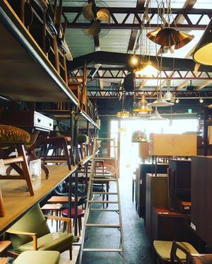 神戸の北欧ヴィンテージ家具と雑貨 「北の椅子と」へ - Bon Copain!