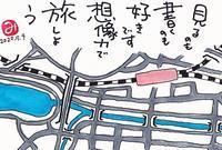 地図 - きゅうママの絵手紙の小部屋