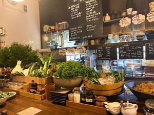金沢(新竪町):かすみそう(おばんざい・居酒屋)で鮎と野菜たっぷり家庭料理 - きわめればスカタン