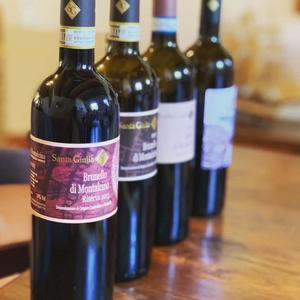 Life in Tuscany...トスカーナのワイナリーで美味しい生活