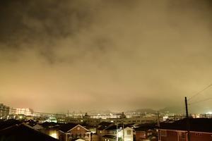 21:30 霧 - Sauntering